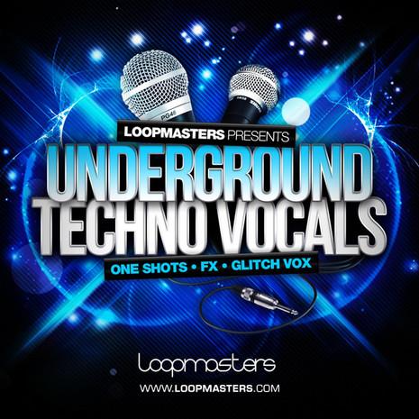 Underground Techno Vocals