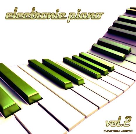 Electronic Piano: MIDI Loops Vol 2