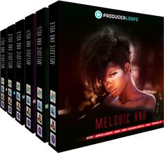 Melodic RnB Bundle (Vols 1-6)