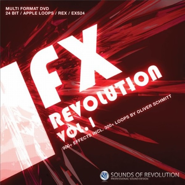 SOR: FX Revolution Vol 1
