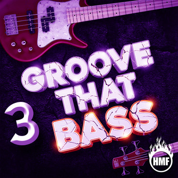 Groove That Bass Vol 3