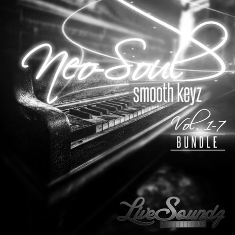 Neo Soul: Smooth Keyz Bundle (Vols 1-7)