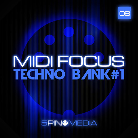 MIDI Focus: Techno Bank Vol 1