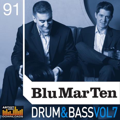 Blu Mar Ten: Drum & Bass Vol 7