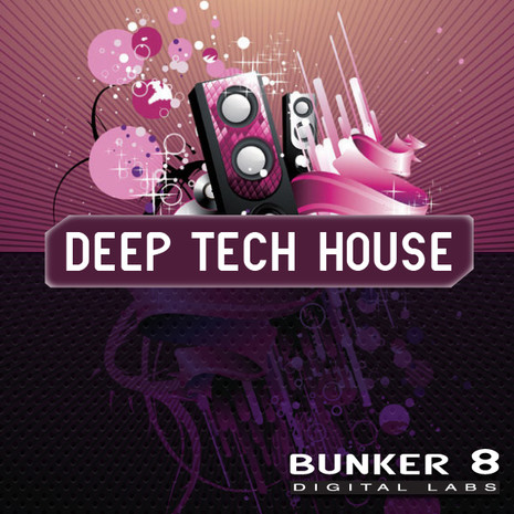 Bunker 8: Deep Tech House