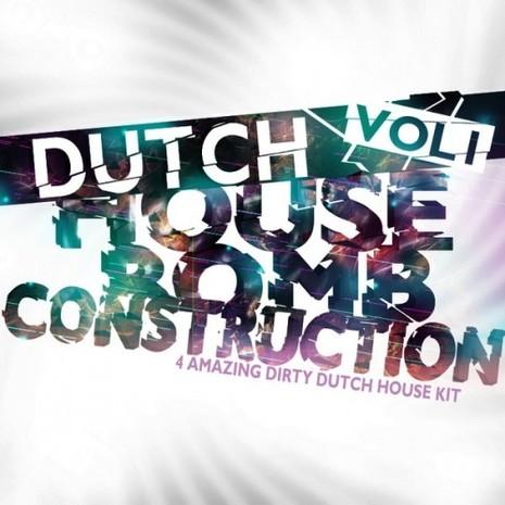 Dutch House Bomb Kit Vol 1