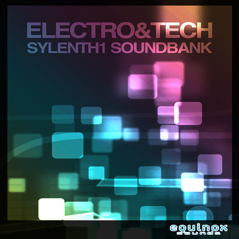 Electro & Tech Sylenth1 Soundbank