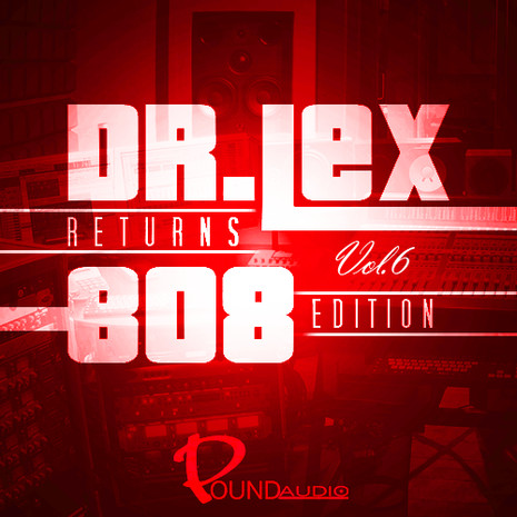 Dr Lex Returns: 808 Edition Vol 6