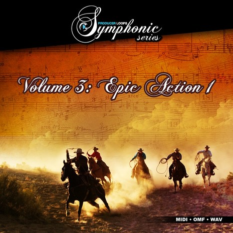 Symphonic Series Vol 3: Epic Action 1
