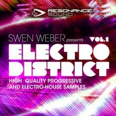 Swen Weber: Electro District Vol 1