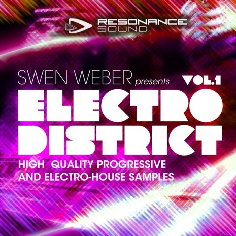 Swen Weber: Electro District Vol 1