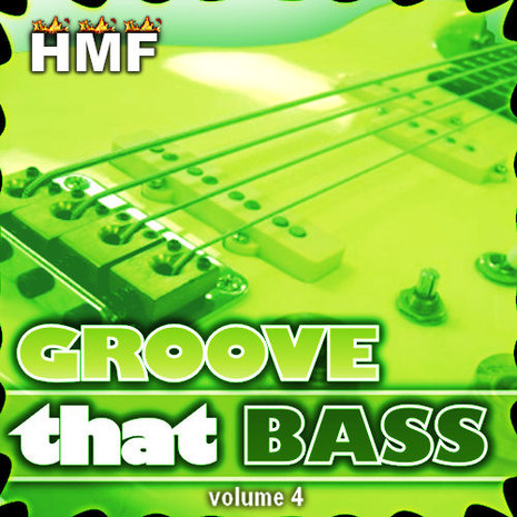 Groove That Bass Vol 4