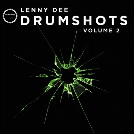 Lenny Dee: Drumshots Vol 2