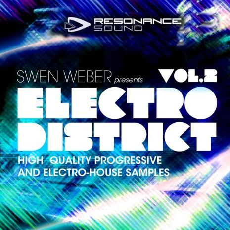 Swen Weber: Electro District Vol 2
