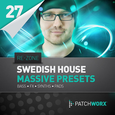 Patchworx 27: Re-Zone Swedish House Synths