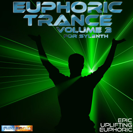 Euphoric Trance Soundbank For Sylenth Vol 3