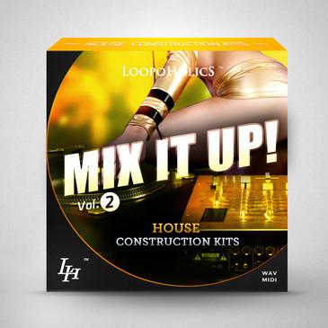 Mix It Up Vol 2: House Construction Kits