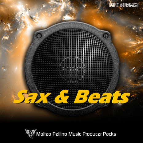 Matteo Pellino: Sax & Beats