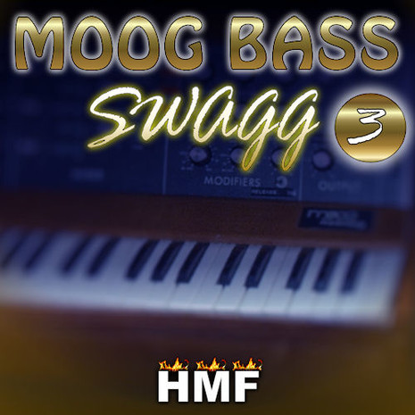 Moog Bass Swagg 3