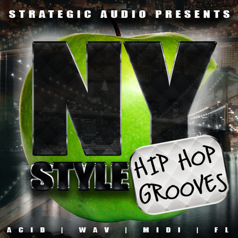 NY Style Hip Hop Grooves