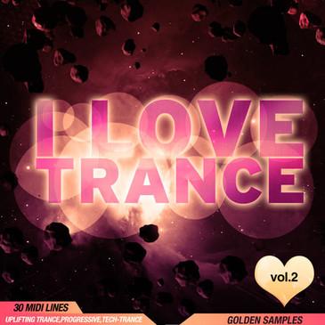 I Love Trance Vol 2