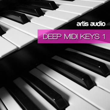 Deep House MIDI Keys Vol 1