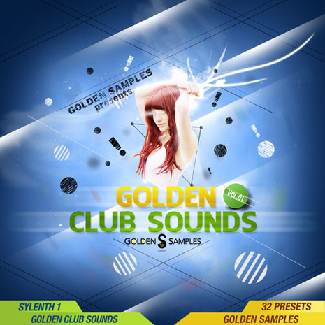 Sylenth1: Golden Club Sounds Vol 1