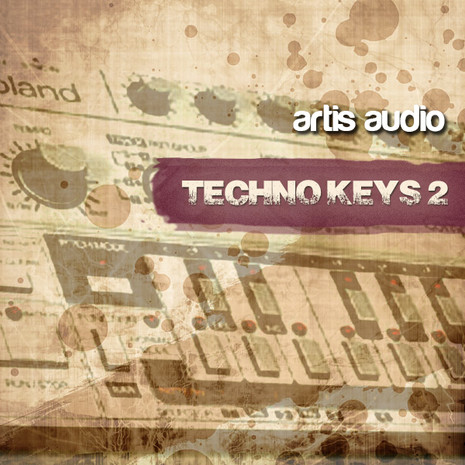 Supa Techno MIDI Keys Vol 2