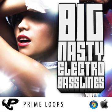 Big Nasty Electro Basslines