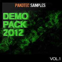 Demo Pack 2012 Vol 1