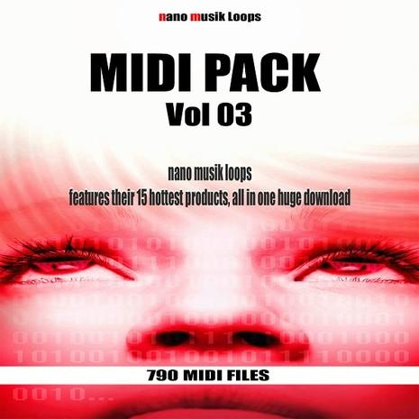 MIDI Pack Vol 3 Bundle