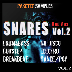 Bad Ass Snares Vol 2