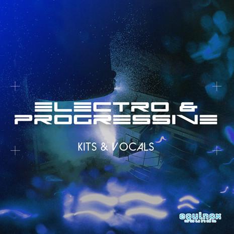 Electro & Progressive Kits & Vocals