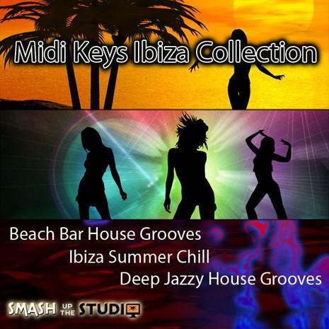 MIDI Keys: Ibiza Collection Bundle
