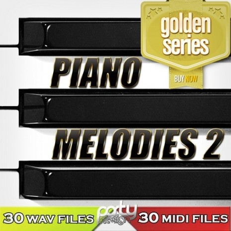Golden Series: Piano Melodies 2
