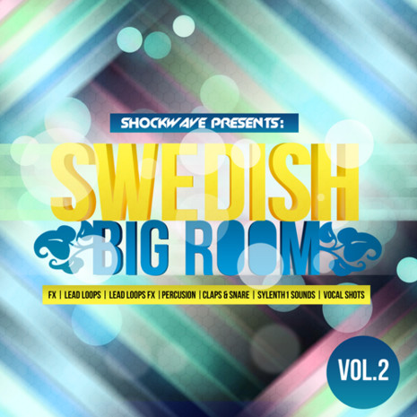 Swedish Big Room  Vol 2