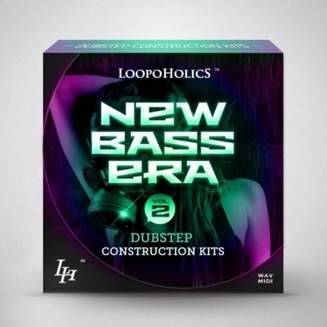 New Bass Era Vol 2: Dubstep Construction Kits