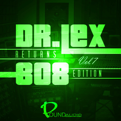 Dr Lex Returns: 808 Edition Vol 7