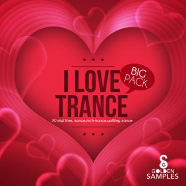 I Love Trance Big Pack