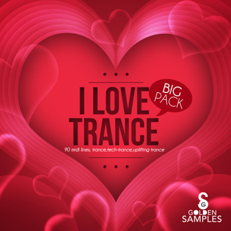 I Love Trance Big Pack