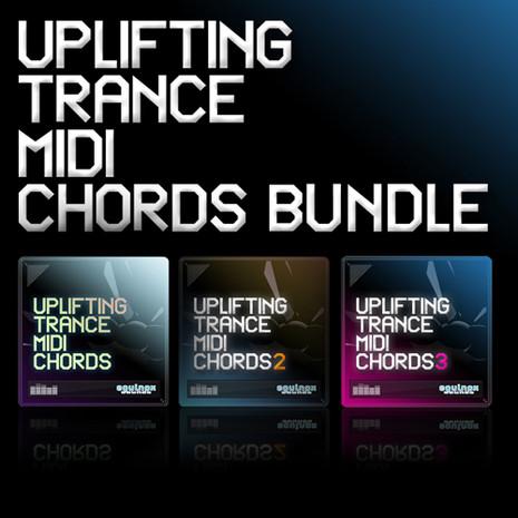 Uplifting Trance MIDI Chords Bundle