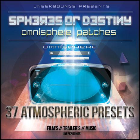 Spheres Of Destiny For Omnisphere
