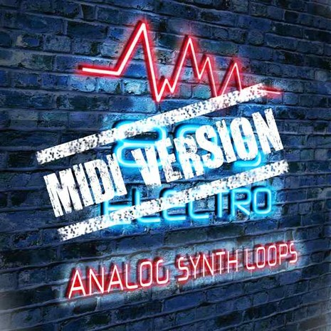 80's Electro: MIDI Version
