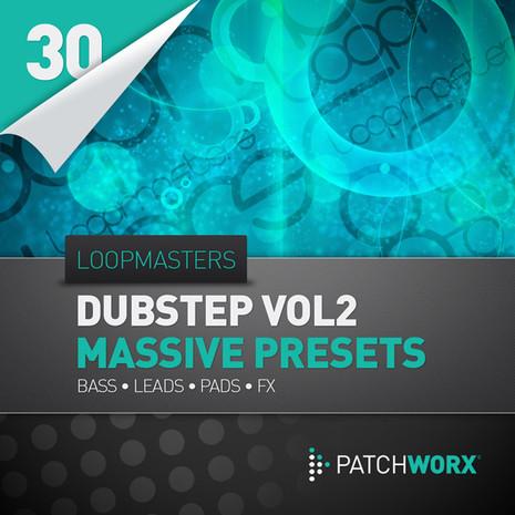 Patchworx 30: Dubstep Massive Presets Vol 2