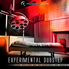 Experimental Dubstep Vol 2