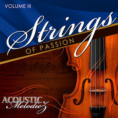 Strings Of Passion Vol 3