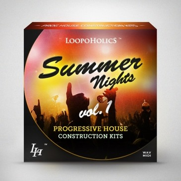 Summer Nights Vol 1: Progressive House