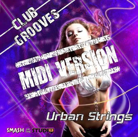 Club Grooves: Urban Strings MIDI