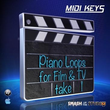 MIDI Keys: Piano Loops For Film & TV