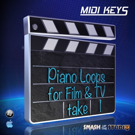 MIDI Keys: Piano Loops For Film & TV